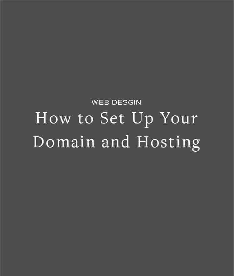 How to Set Up the Domain and Hosting for Your Website (Using SiteGround)